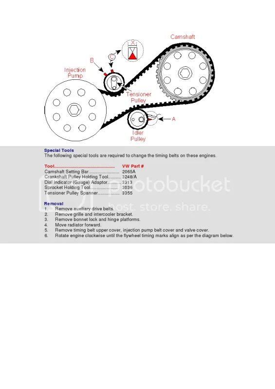 vw t4 2.5tdi engine diagram