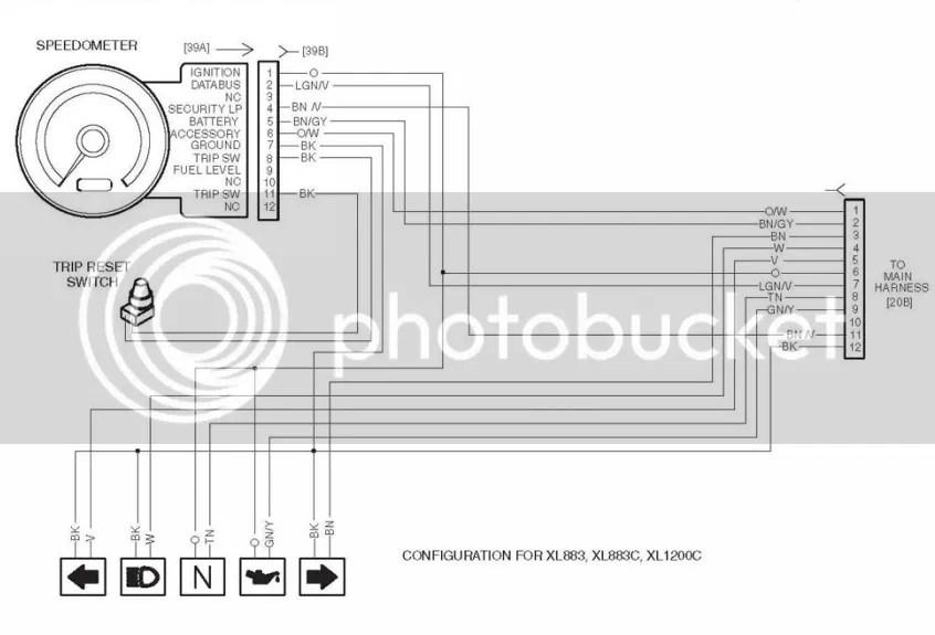 Mini Speedometer Wiring Diagram Wiring Diagram