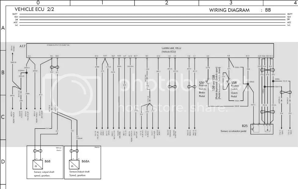 kenworth w900 wiring schematic ecm