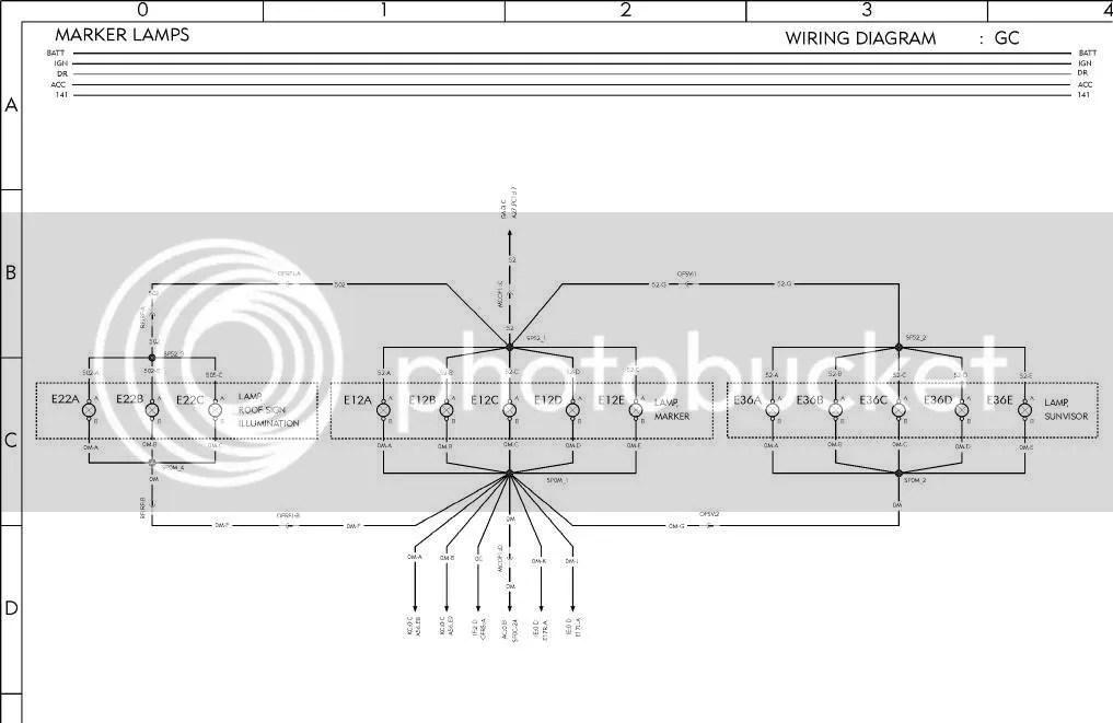 Volvo Vnl Truck Wiring Diagrams Turn Signal Wiring Schematic Diagram