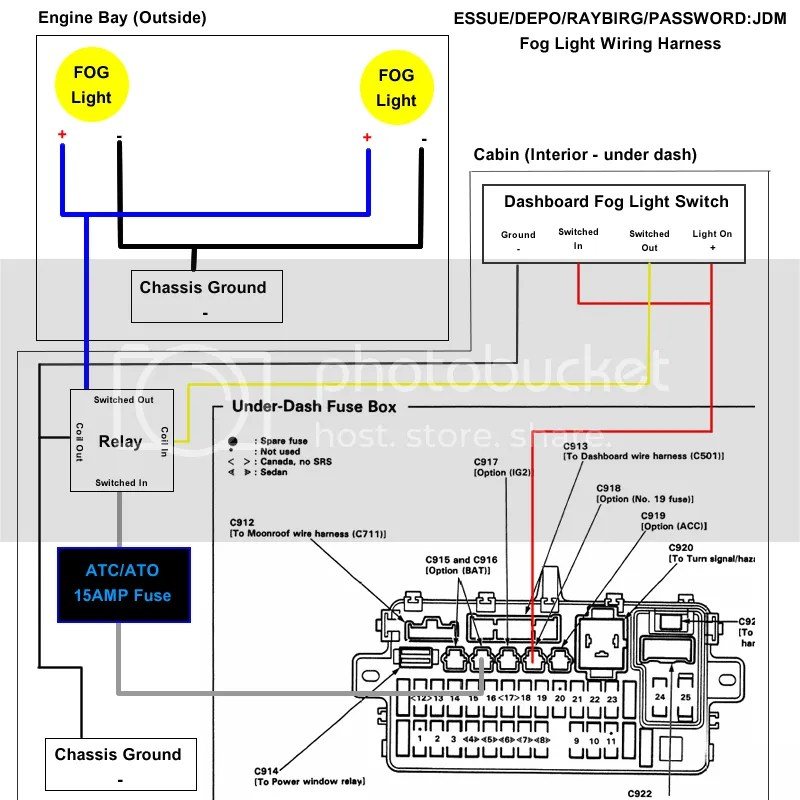 eg fog light wire diagram eg wiring diagrams description foglightwiring eg fog light wire diagram