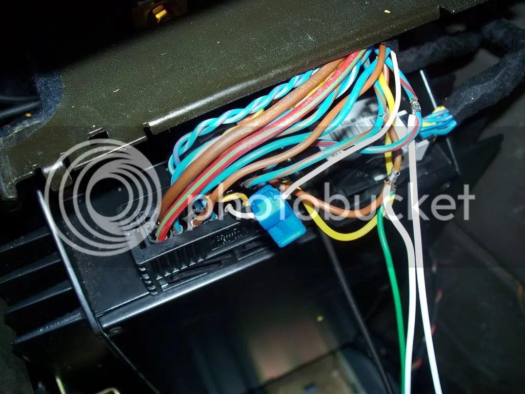 bmw 740i audio wiring