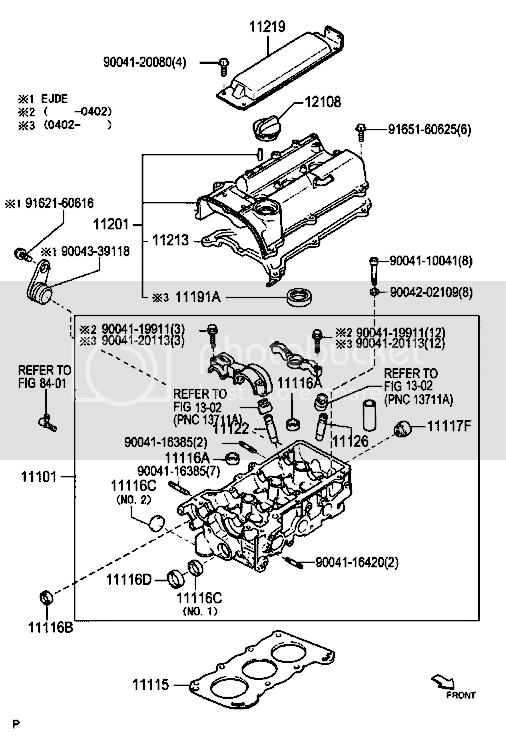 daihatsu cuore engine diagram