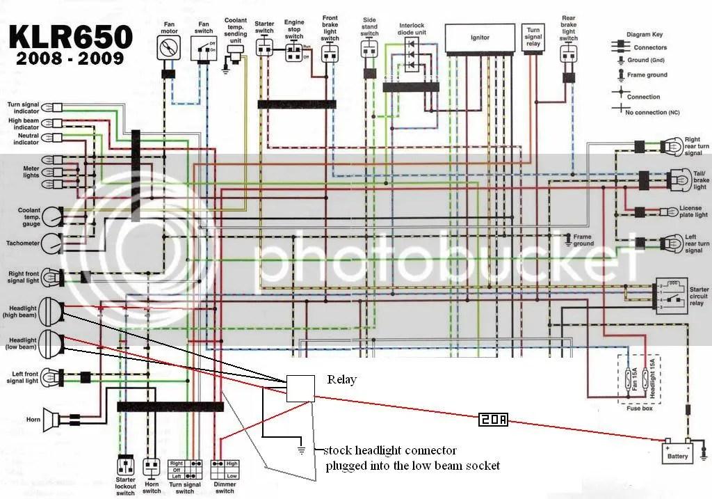 Klr 650 Cdi Box Wiring Diagram Download Wiring Diagram
