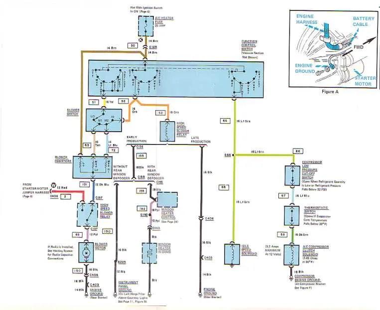 Engine Wire Diagram 1977 Wiring Diagram