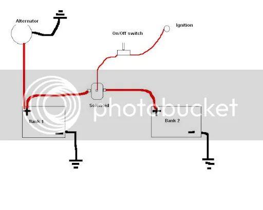 boat trailer winch wiring diagram