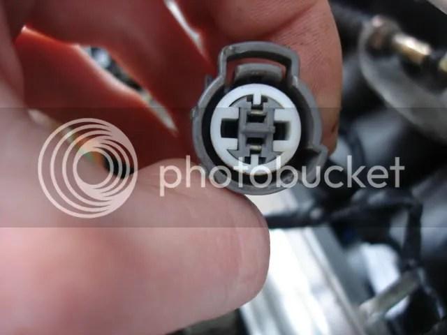 92-00 Honda/Acura engine wiring, sensor  connector guide - Honda