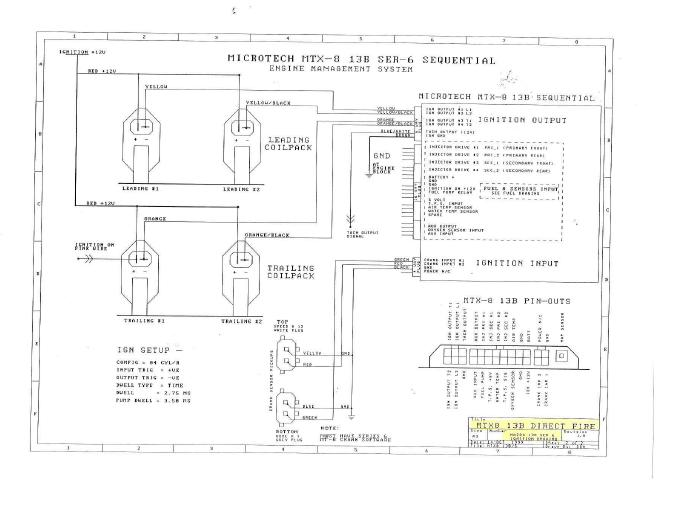 kawasaki ignition coil diagrama de cableado