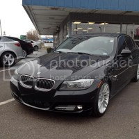Test Driven: 2011 BMW E90 335d (10/10)