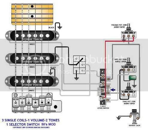 on fender precision b wiring diagram