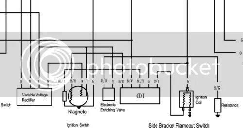 5 wire stator wiring diagram