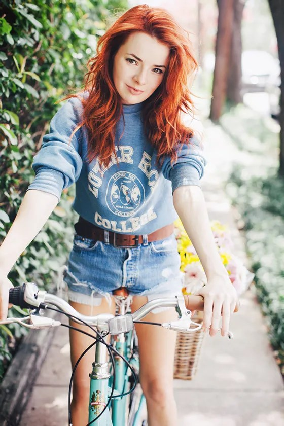 Cute Girl Style Wallpaper Bummer Climate Change Could Cause Gingers To Go Extinct