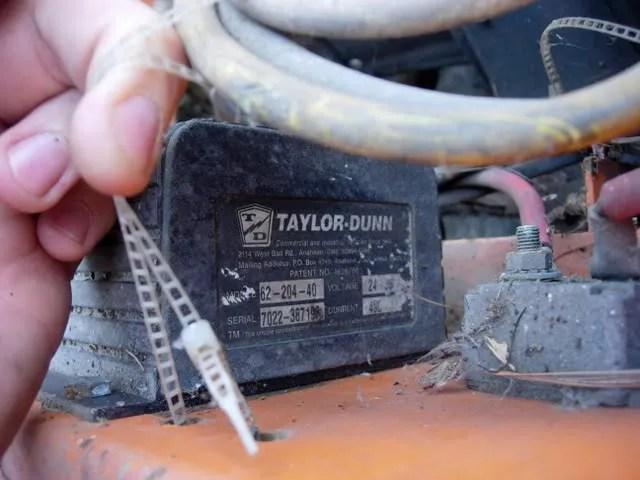 Taylor Dunn B210 Wiring Diagram Wiring Schematic Diagram