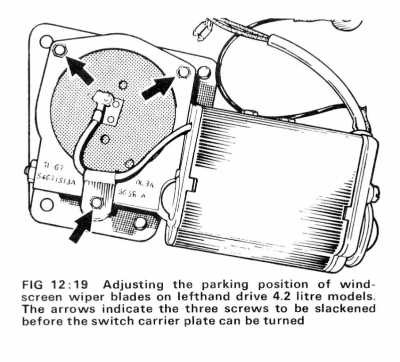 Lucas Wiper Motor Wiring Diagram Index listing of wiring diagrams