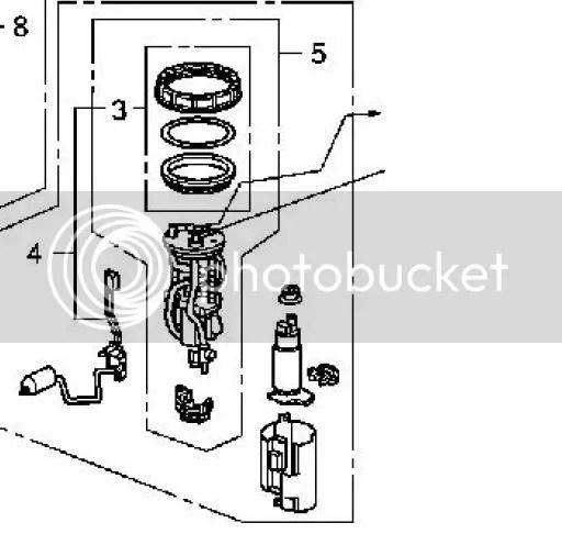 Replacing Fuel Filter - AcuraZine - Acura Enthusiast Community