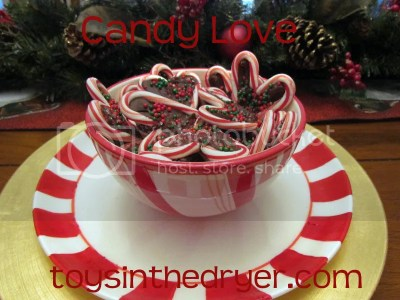 Christmas candy