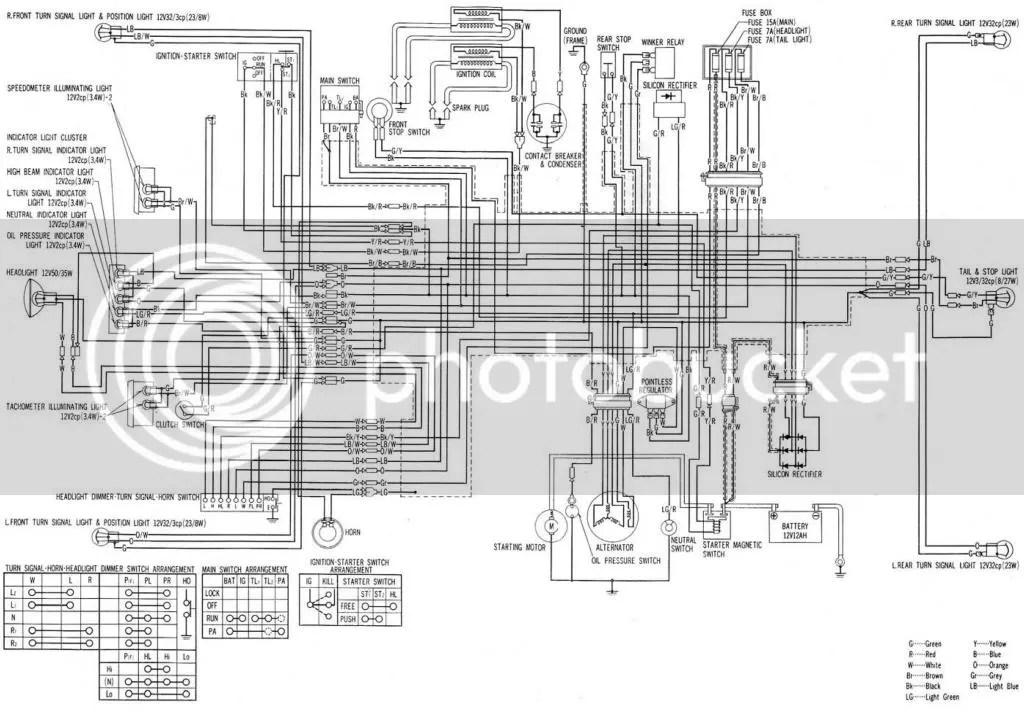 Gs1000 Wiring Diagram Wiring Diagram