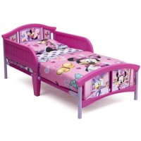 Disney Minnie Mouse Bedroom Set with BONUS Toy Organizer ...