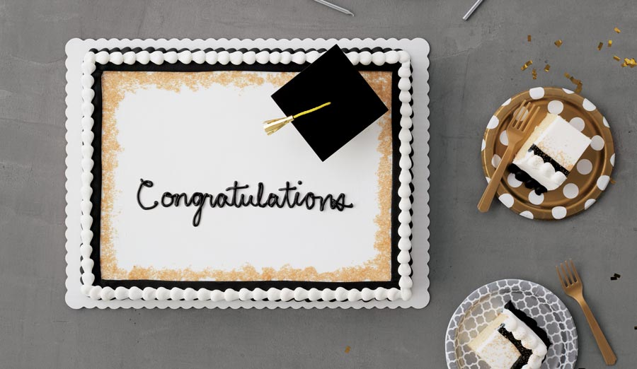 How to Choose the Perfect Graduation Cake - Walmart