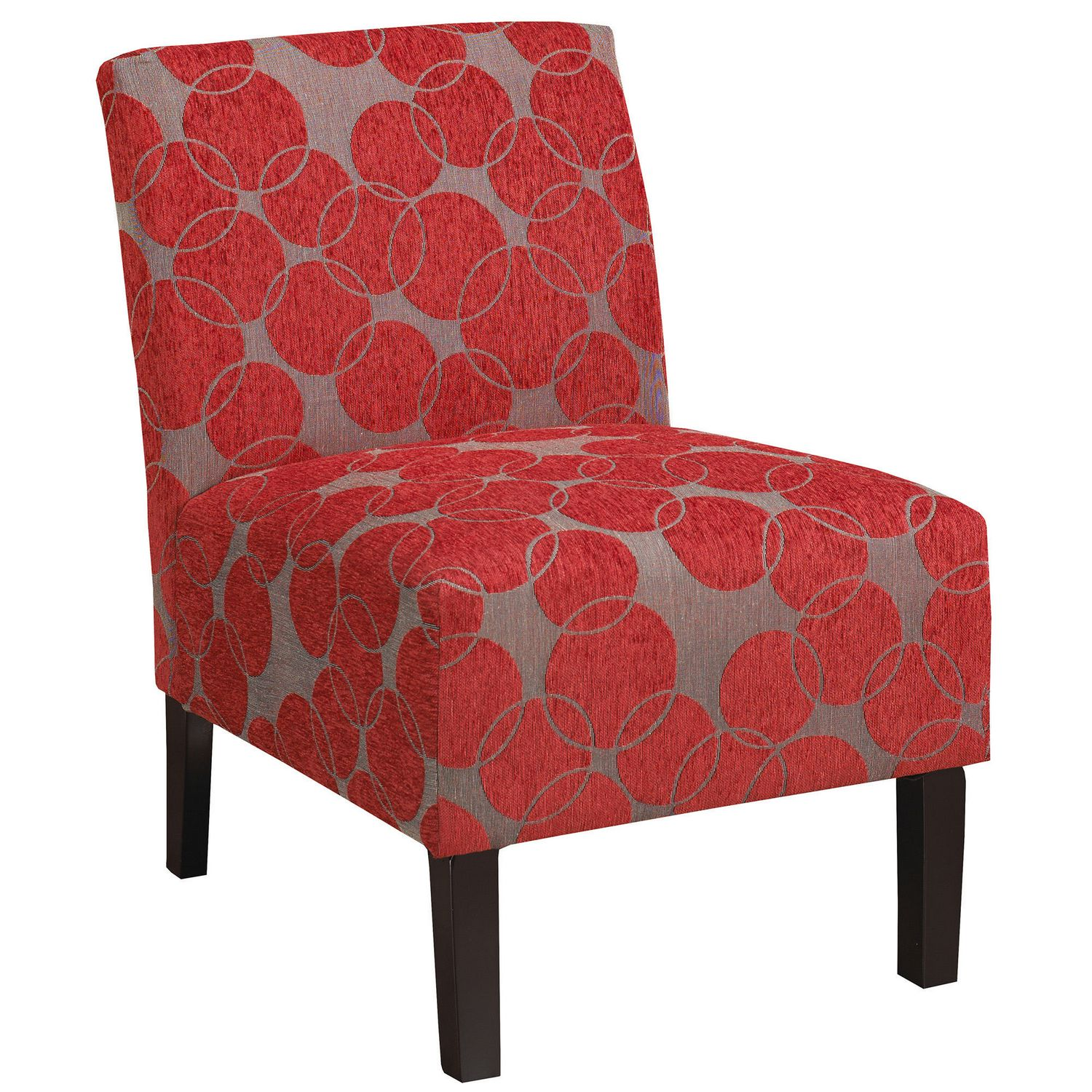 Fullsize Of Red Accent Chair
