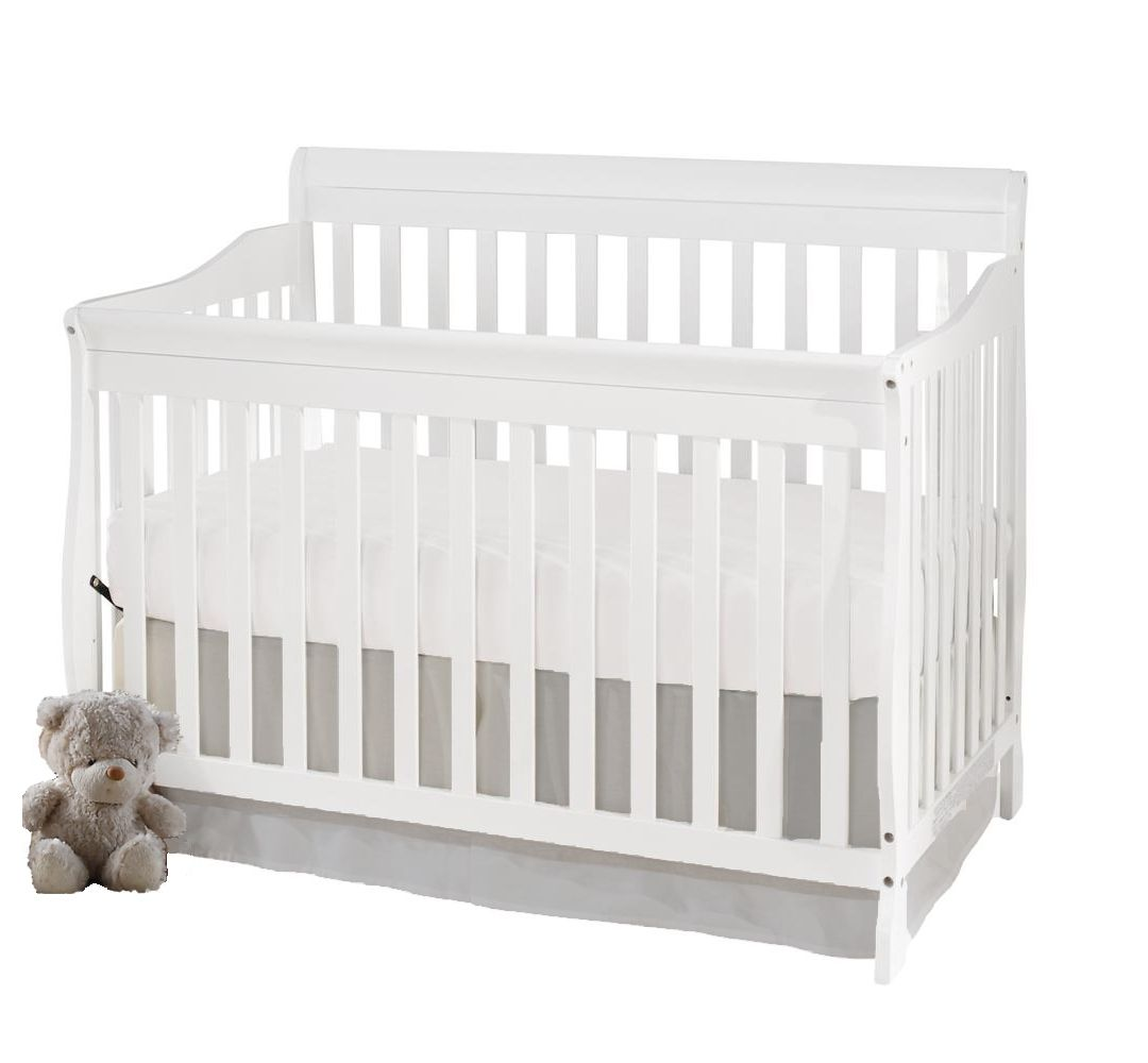 Baby Cradle Dimensions Concord Baby Carson 4 In 1 Convertible Crib