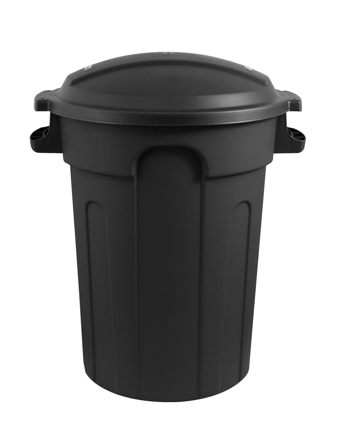 Garbage Bins Walmart Gracious Living Garbage Container With Domed Lid