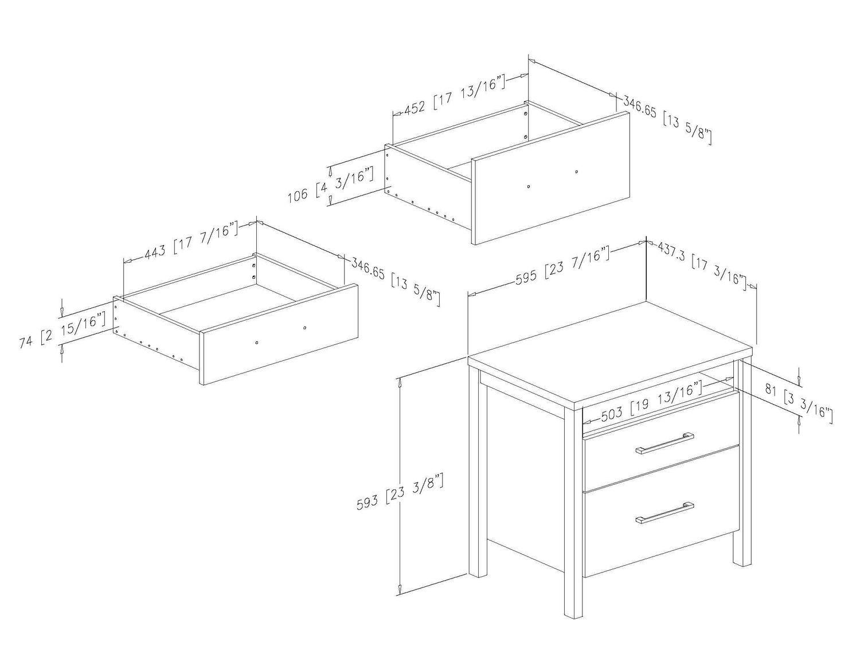 Hauteur Table De Chevet   Table De Chevet Usm Trentotto Mobilier ... 47fee5c16eaf