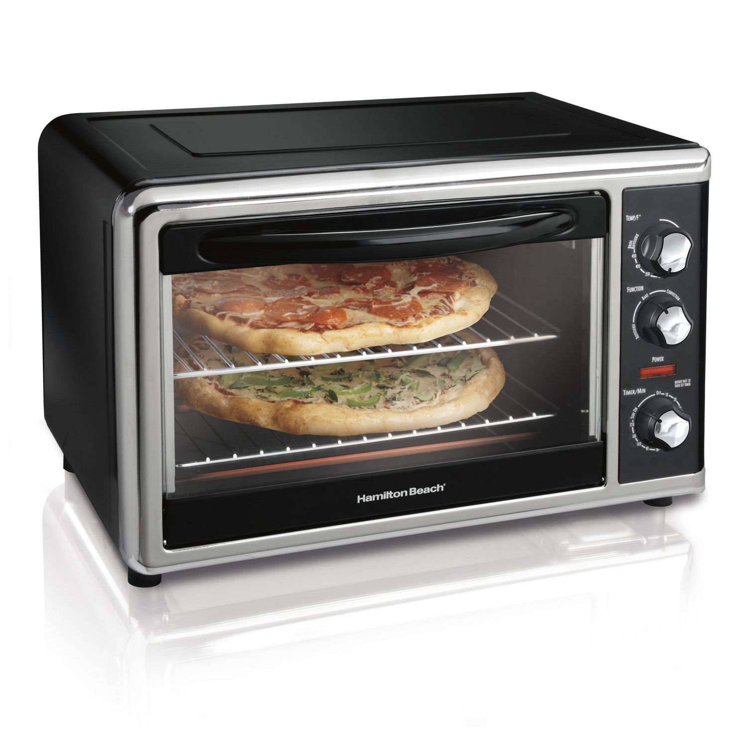 Hamilton Beach Countertop Oven With Convection Rotisserie Walmart Canada