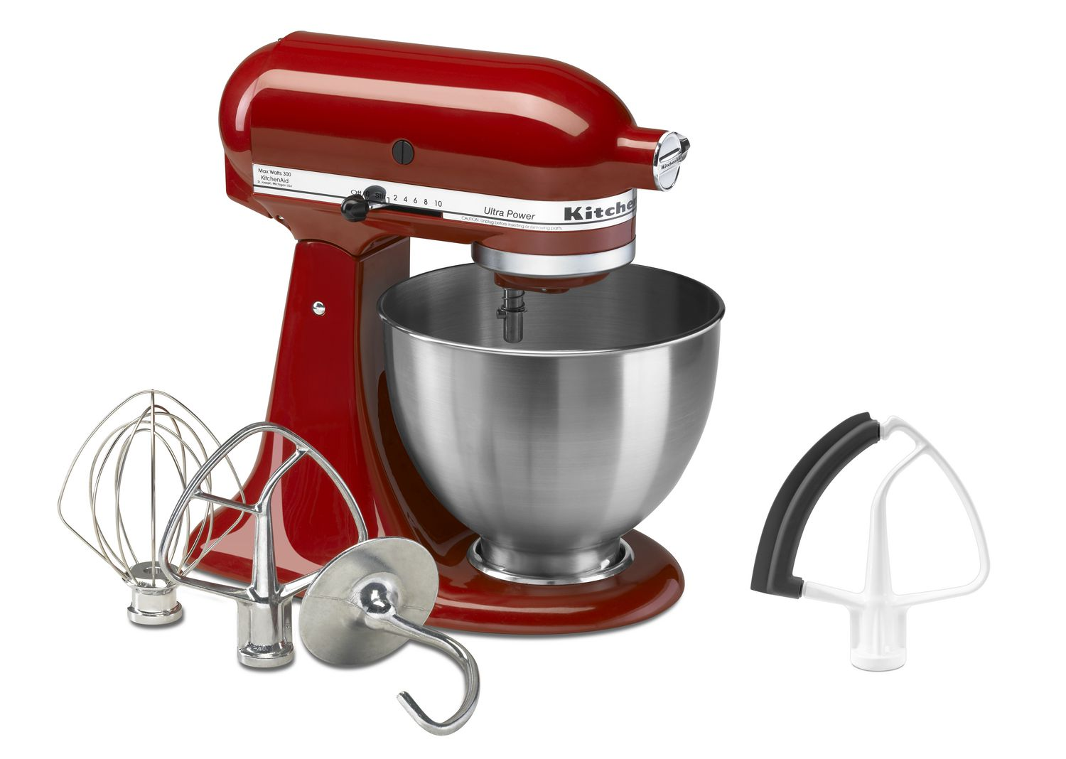 Kitchenaid Batteur Sur Socle Batteur Sur Socle Ultra Power De Kitchenaid à Tête Inclinable Avec