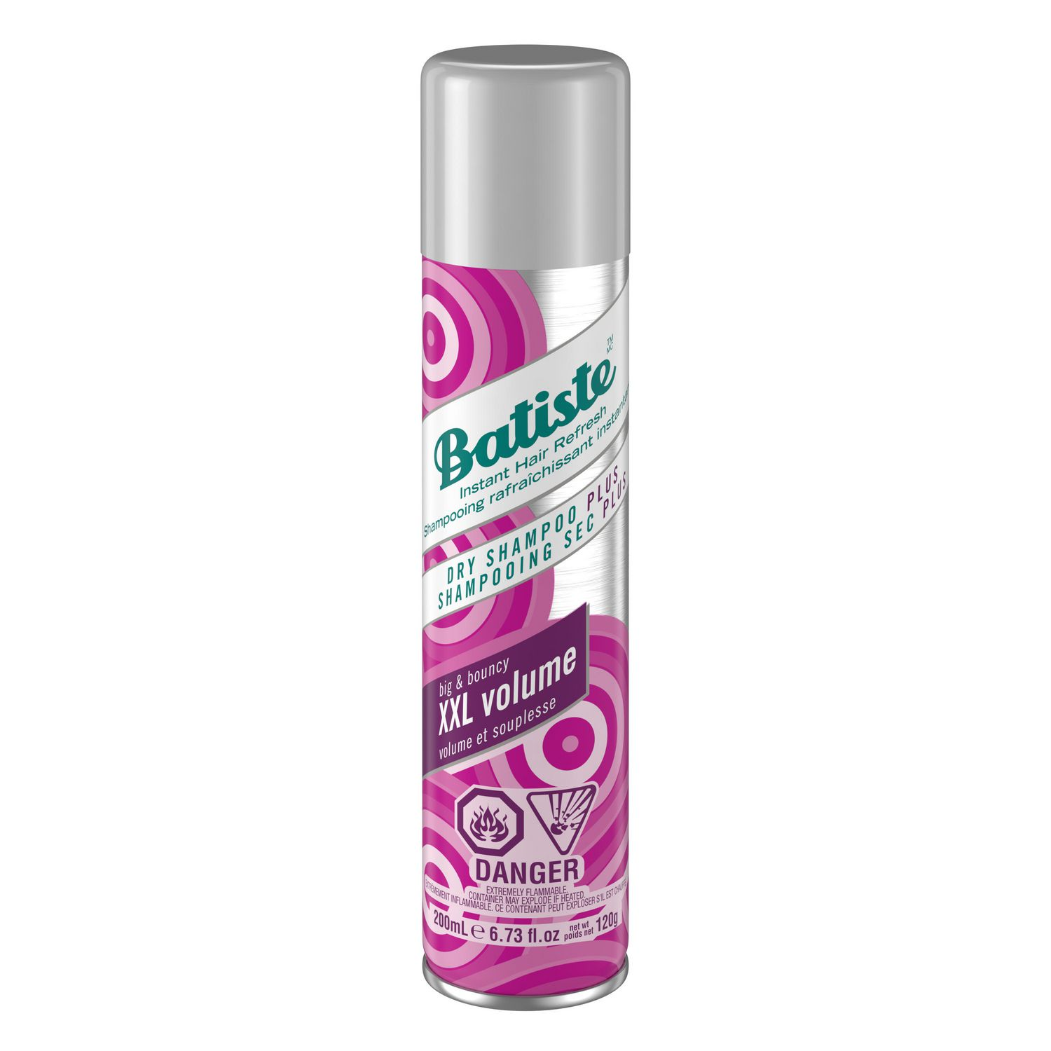 Big Xxl Batiste Plus Xxl Volume Dry Shampoo