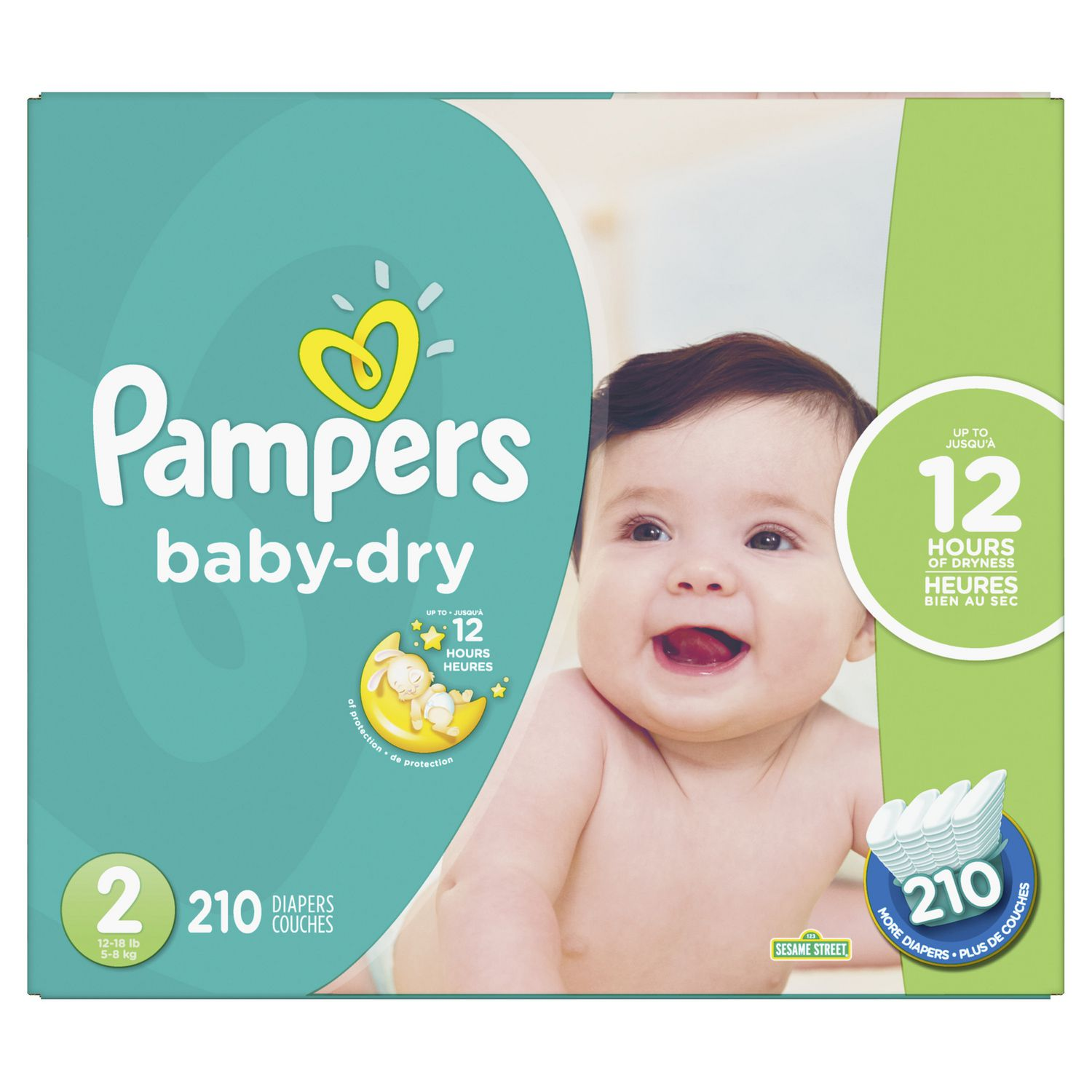 Couche Pampers Prix Pampers Couches Baby Dry Format Économique Plus