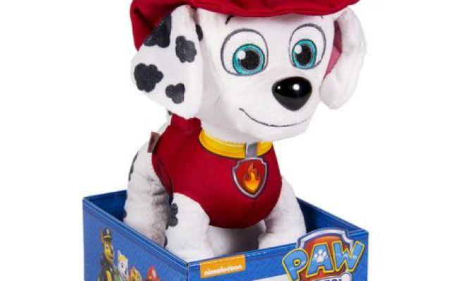 Paw Patrol Basic Marshall 10 Plush Toy Walmart