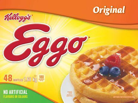 Eggo Original Waffles At Walmartca