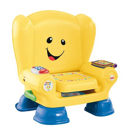 Fisher Price Laugh Learn Smart Stages Chair French