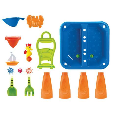 Play Day Sand And Water Table Outdoor Toys Walmart Canada