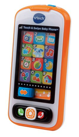 VTech® Touch  Swipe Baby Phone - English Version Walmart Canada - tuch mobil