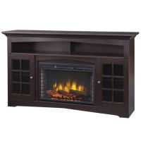 "Muskoka Huntley 59"" Media Electric Fireplace - Espresso ..."