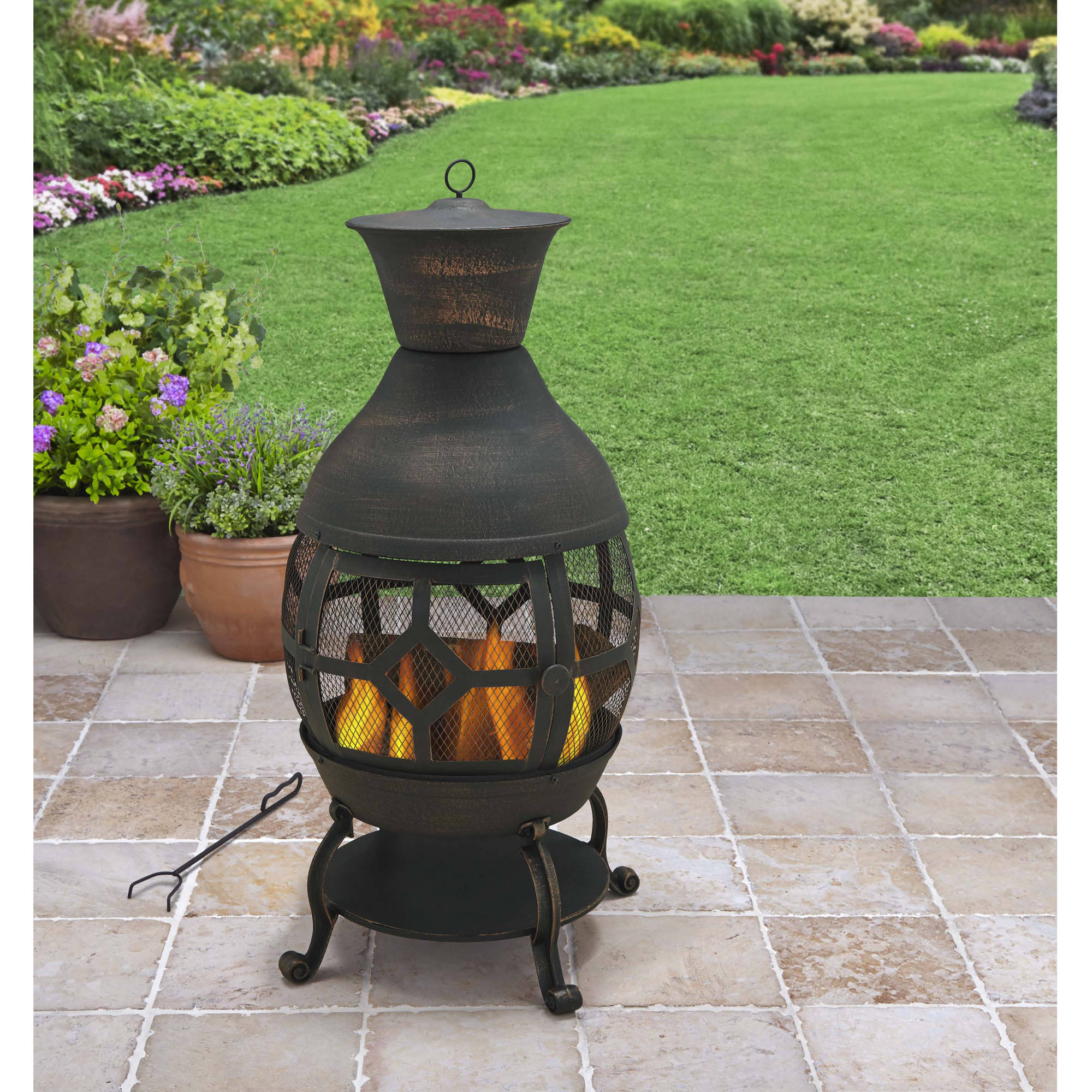 Fireplace Propane Heater Costway Outdoor Fire Pit Table Patio Deck Backyard Heater Fireplace Propane Lp Furniture