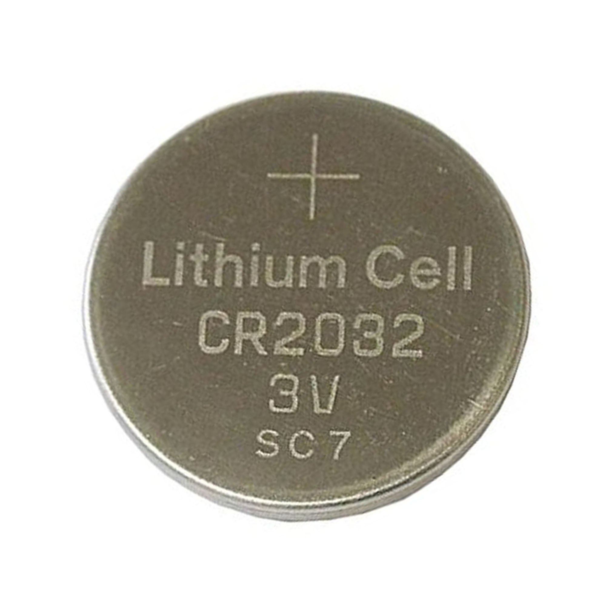 Batterie Cr2032 Cr2032 3 Volt Lithium Coin Cell Battery Walmart Canada
