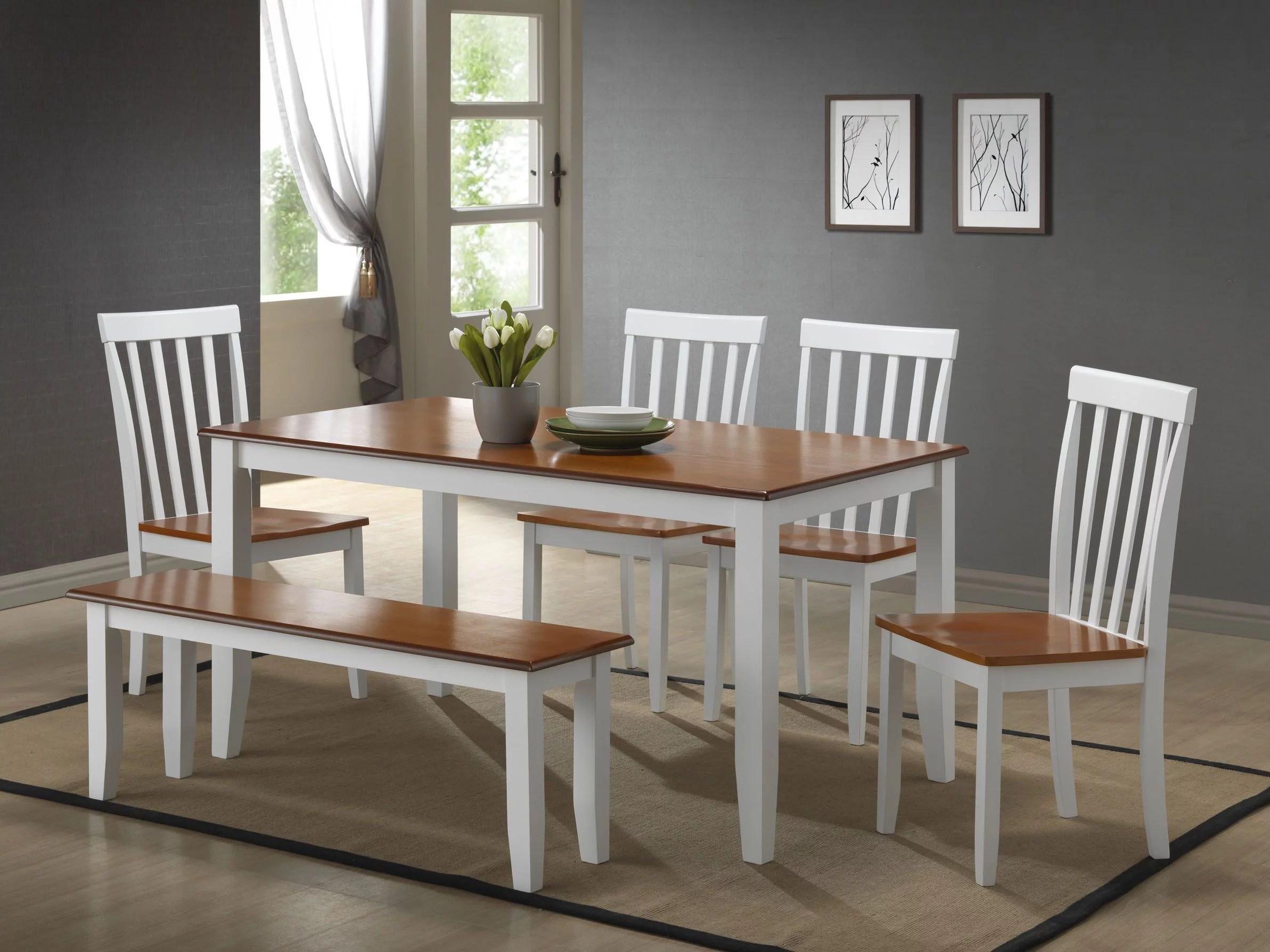 white kitchen table with bench white kitchen tables White Kitchen Bench