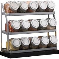 Kamenstein 15 Jar Spice Rack - Walmart.com