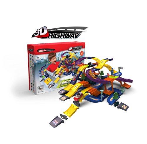 Modular Construction Toys Highway Kit Walmart