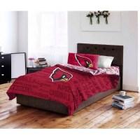 NFL Arizona Cardinals Bed in a Bag Complete Bedding Set ...