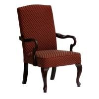 Hampton Upholstered Arm Chair - Walmart.com