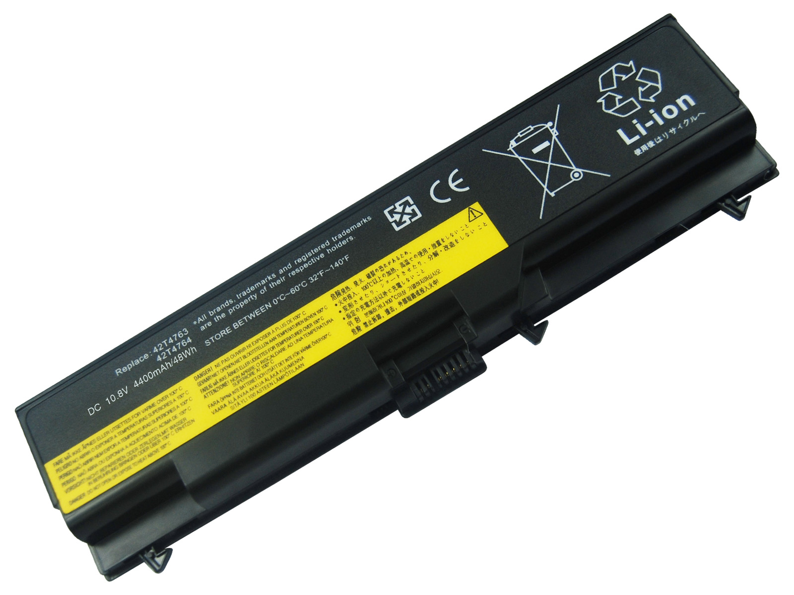 Lenovo Laptop Superb Choice 6 Cell Lenovo Thinkpad Battery 25 6 Cell Sl410 Sl510 Thinkpad Edge 14 15 Laptop Battery