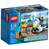 LEGO City Police Crook's Pursuit Building Set - Walmart.com