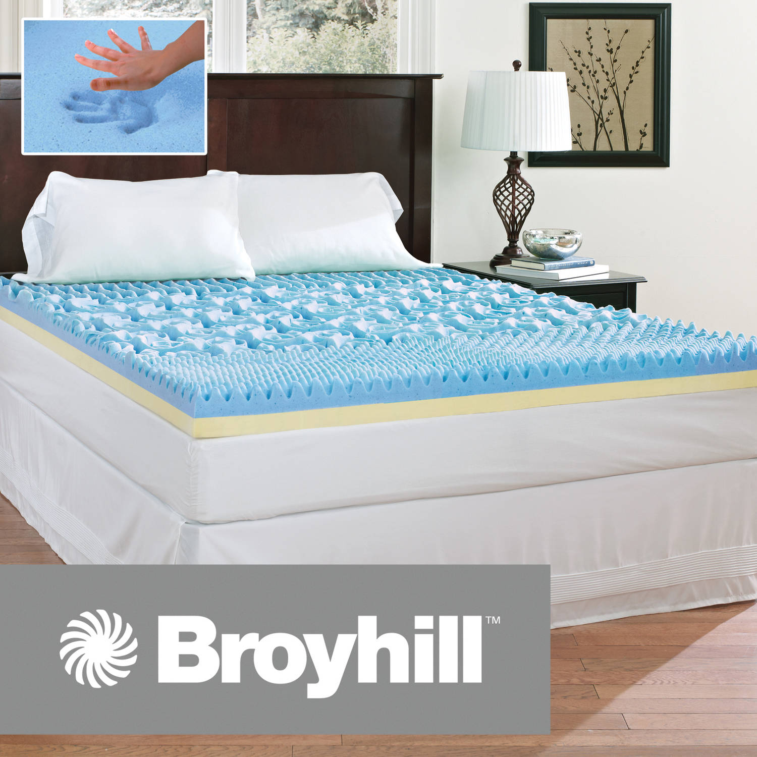 Extra Firm Mattress Topper Broyhill Comfort Temp 4