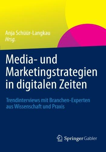 Spade Praxis Buy Media Und Marketingstrategien In Digitalen Zeiten