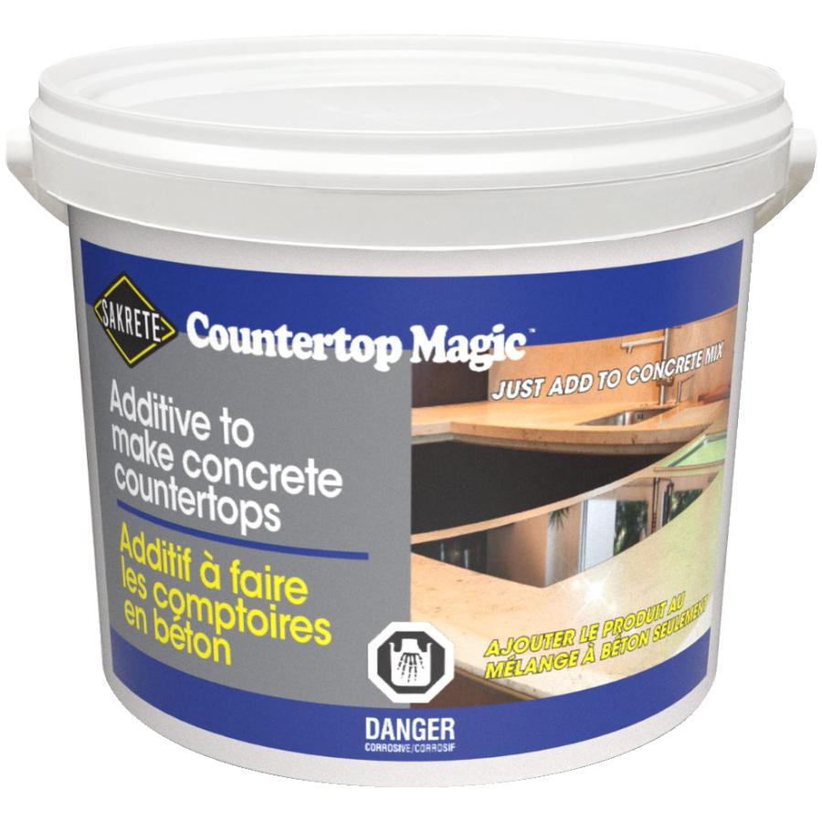 5kg Countertop Magic Concrete Additive Walmart Canada