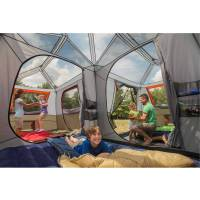Ozark Trail 12 Person 3 Room Outdoor Family Travel Camping ...